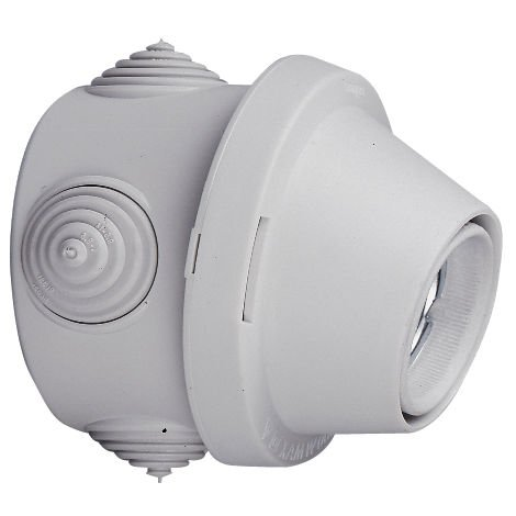 Douille étanche pour applique - pour ampoule E27