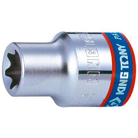 Douille standard pour vis mâles Torx 3/8 - E12 L. 28 mm