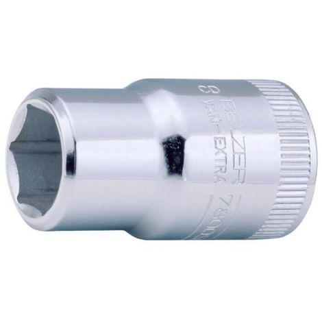 """Douille 6 pans 1//4/"""" métrique 11mm clé à cliquet ou tournevis qualité pro 11"""