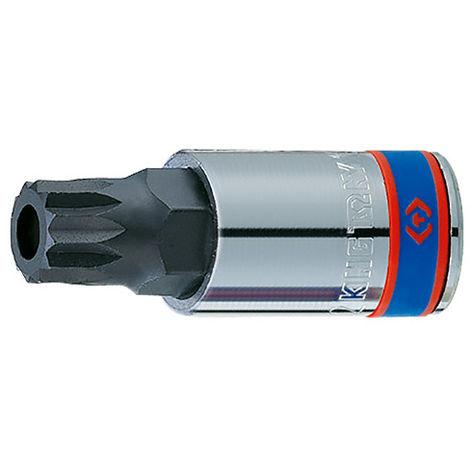 Douille tournevis XZN percé 1/2 - M18 L. 66 mm - Pour boîte de vitesses Audi/VW