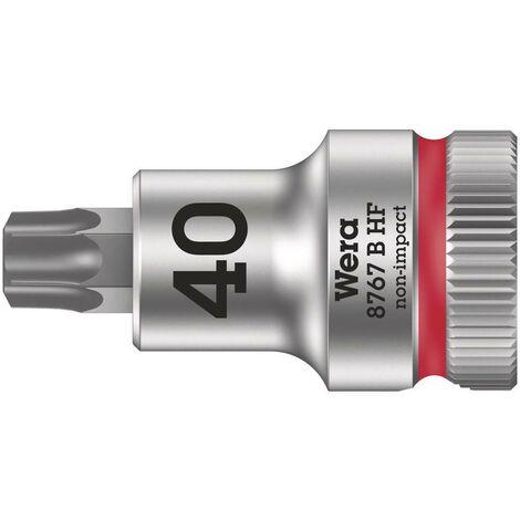 Douille Wera 8767 B HF 05003068001 TORX® intérieur T 40 3/8 (10 mm) 1 pc(s)