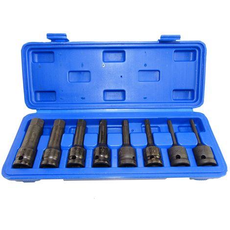 """Douilles clés à douille écrou 8 mm à 36 mm 1//2/"""" tête carrée-au choix 12,5 mm"""