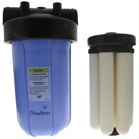 Doulton RIO 2000 Genuine Whole House Water Filter System