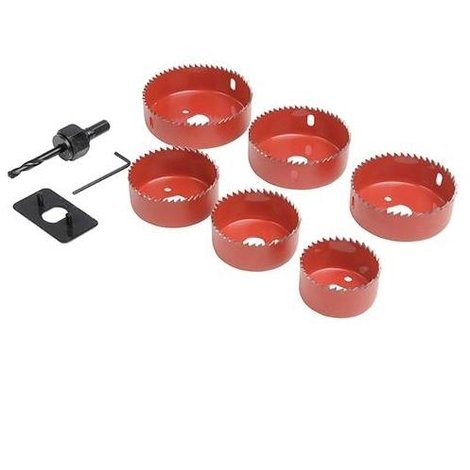 "main image of ""Down Light Installers Kit 9pce - 50 - 86mm Dia"""