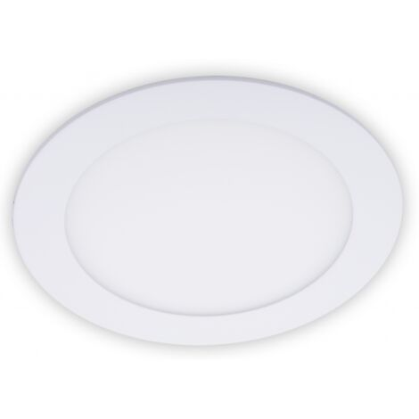 Downlight 18w 4000k Leonidas Blanco 22d 1400lm22x22x1
