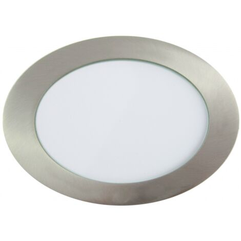 Downlight 24w 6500k Red. Horus 2160lm Niquel 22x22x1,5