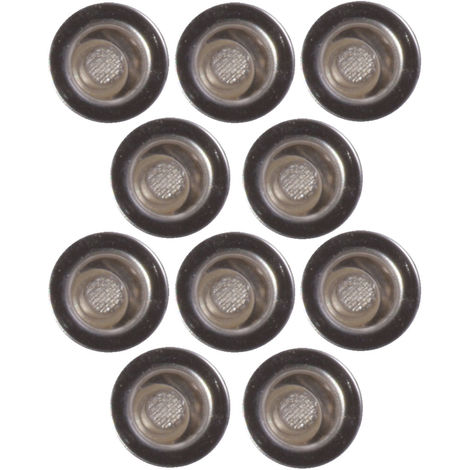 Downlight à encastrer LED, bleu clair, D 1,5 cm, COSA