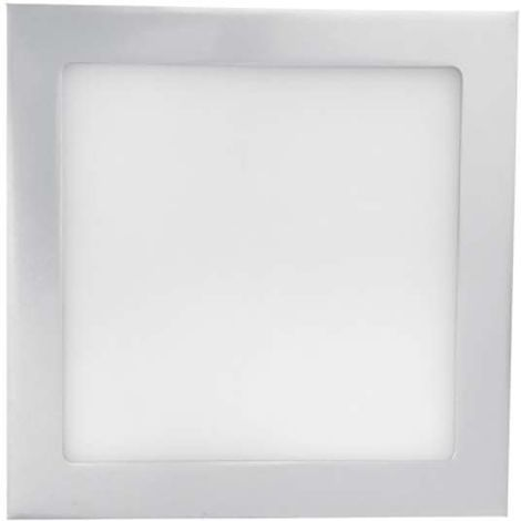 Downlight carré extra fin 18W équivalent 100W
