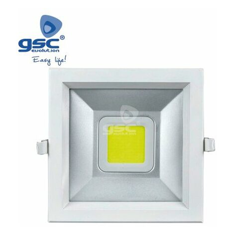 Downlight empotrable 30W 4200K