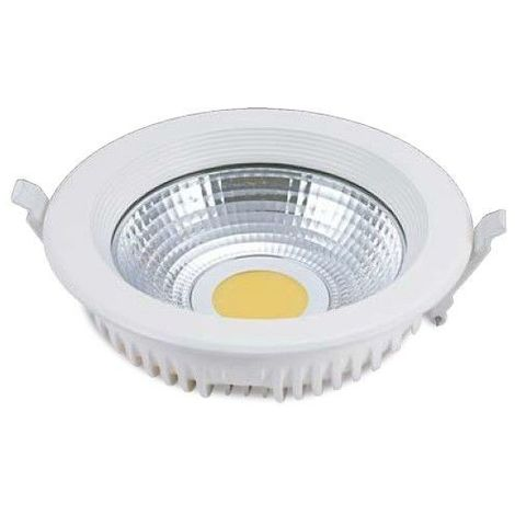 Downlight empotrable redondo LED 30W 2700lm 4200K blanco GSC 0701976