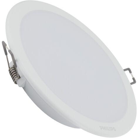 Downlight LED 11W Slim Ledinaire DN065B Corte Ø 150 mm Blanco Cálido 3000K - Blanco Cálido 3000K