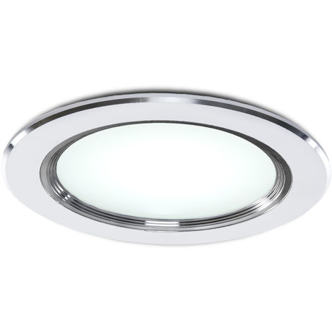 Downlight LED Ø145Mm 12W 1000-1100Lm 30.000H