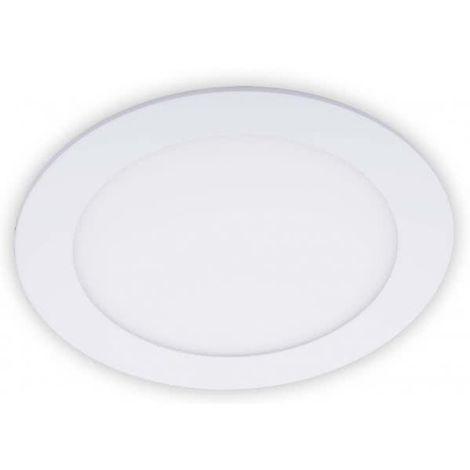 Downlight Led 18w Ciclope Blanco 3 Temperaturas 3000k, 4000k, 6000k 1400 Lm 22d