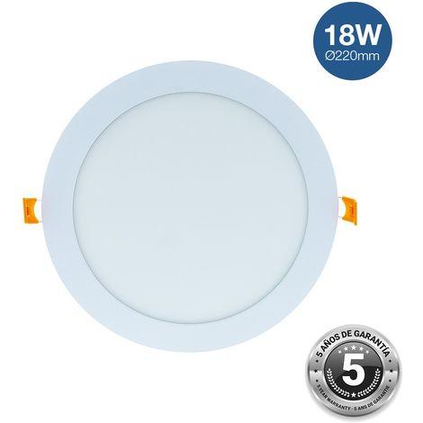 Downlight LED 18W encastrable