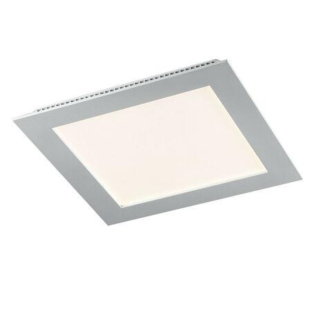 Downlight led 24W 6000ºK cuadrado empotrar blanco
