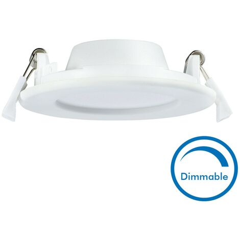Downlight LED 6W Dimmable SLIM WAVE Extra flat