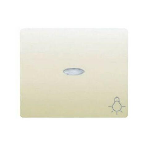 Downlight LED 6W empotrar aro plata cuadrado Tono LUZ