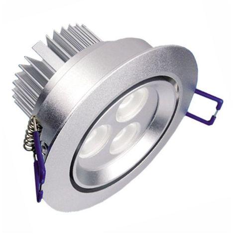Downlight LED 9W, Blanco frío