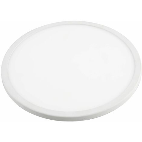 Downlight led ajustable redondo blanco 20w fría
