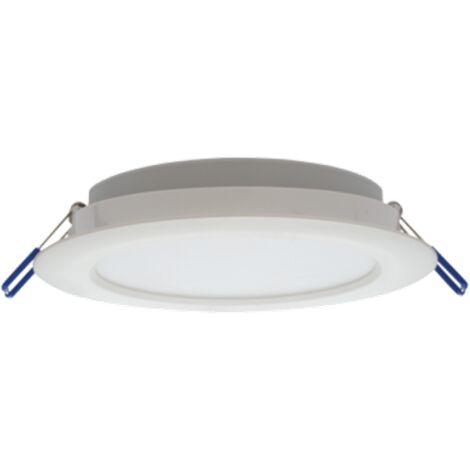 Downlight Led blanco EcoMax 12W luz neutra Ø163mm