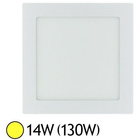 Downlight LED Carré Extra-plat (Panel LED) 15W