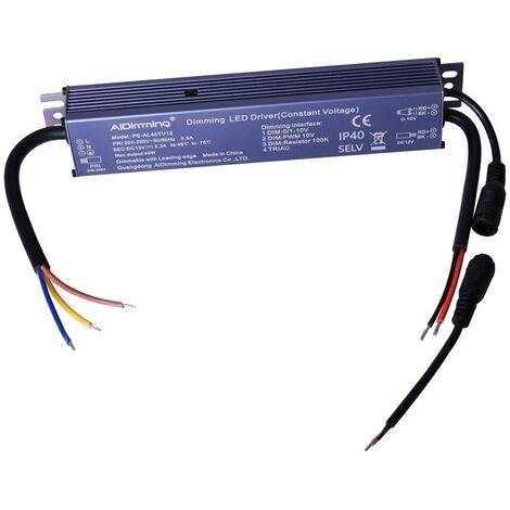 Downlight LED circular 20W empotrable - 5 años de garantía