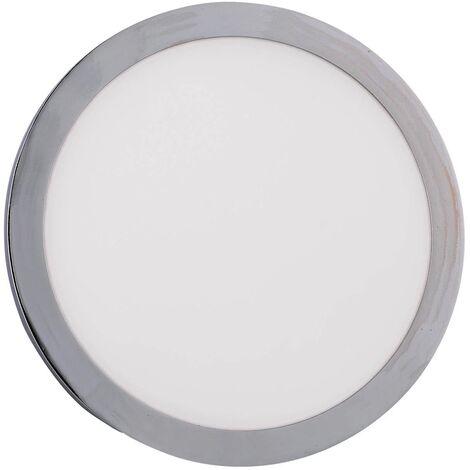 DOWNLIGHT LED CIRCULAR 9W CROMO