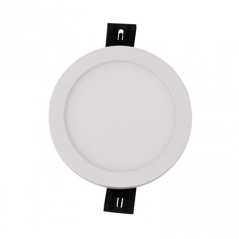 Downlight LED círculo 9W 4000k blanco