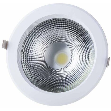 Downlight led COB Premium Empotrable 30W 120° High Lumen