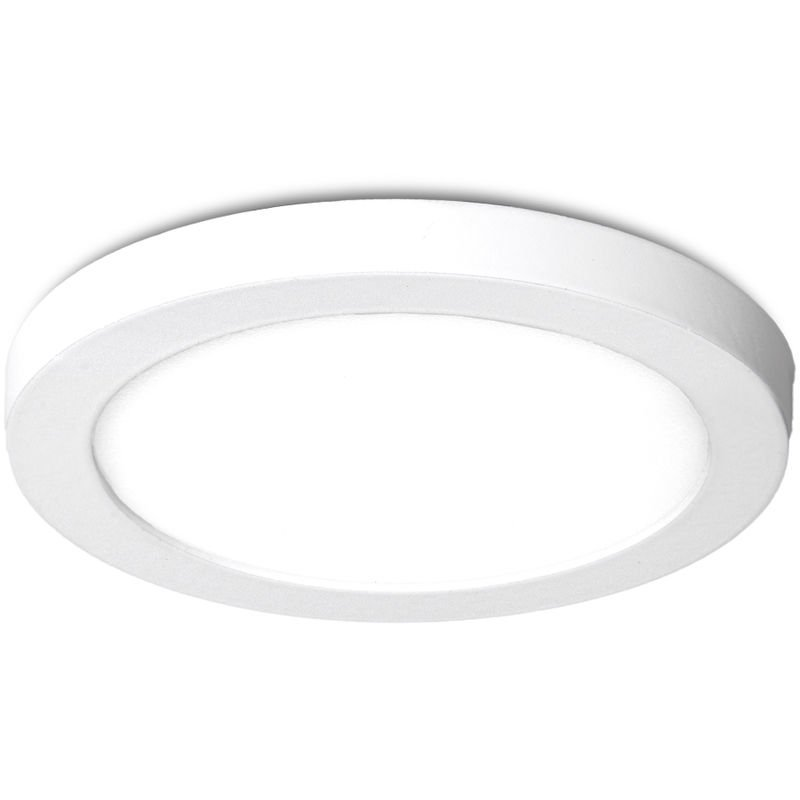 Downlight LED Cornice Sottile 6W 360Lm 30.000H | Bianco Freddo (TH-101-R-6-CW)