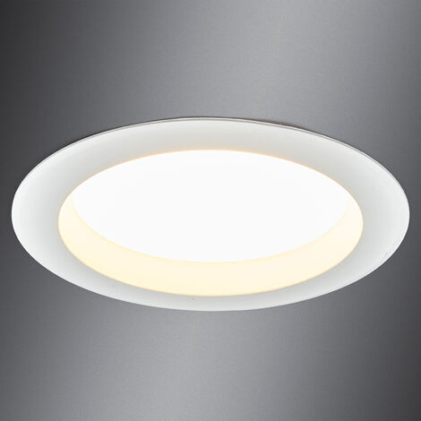 Downlight LED de luz brillante Arian, 17,4 cm 15W