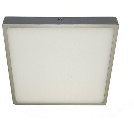 Downlight LED de superficie KAJU GRIS (30W. 2600LM) CRISTALRECORD 02-606-30-181