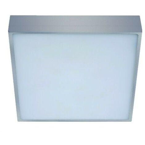 Downlight LED de superficie PRIM 15W GRIS (15W. 1275LM) CRISTALRECORD 02-112-15-420