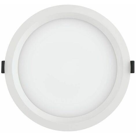 Downlight led empotrable blanco de 25W . Luz neutra de Ledvance
