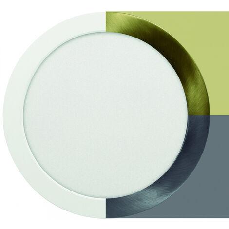 Downlight Led empotrable o superficie Monet serie Custom 24W 4000°K 290x13mm. (ALG 67674)