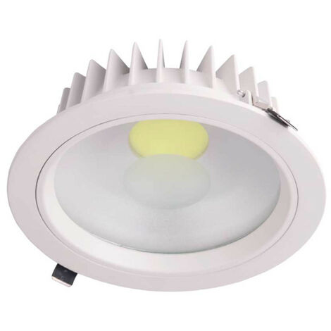 Downlight LED Empotrable Redondo 35W 3000lm Ø20cm