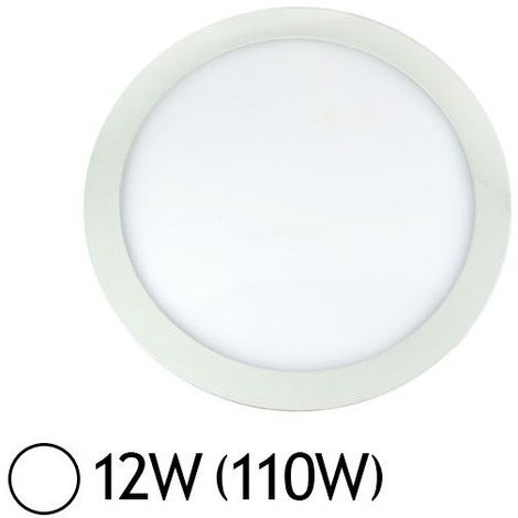 Downlight LED Extra Plat (panel LED) 12W