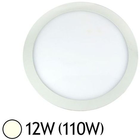 Downlight LED Extra Plat (panel LED) 12W