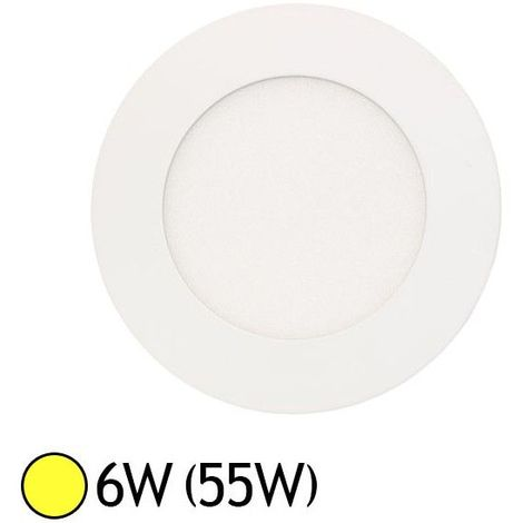 Downlight LED Extra Plat (panel LED) 6W