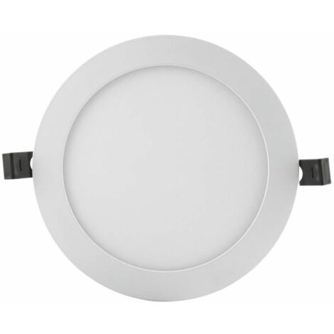 Downlight led EXTRAFINO empotrable blanco de 6W . Luz neutra de Ledvance