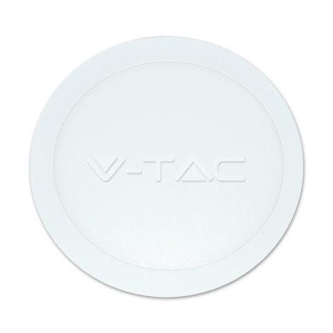 Downlight led extraplano circular blanco 18W 120° PLUS