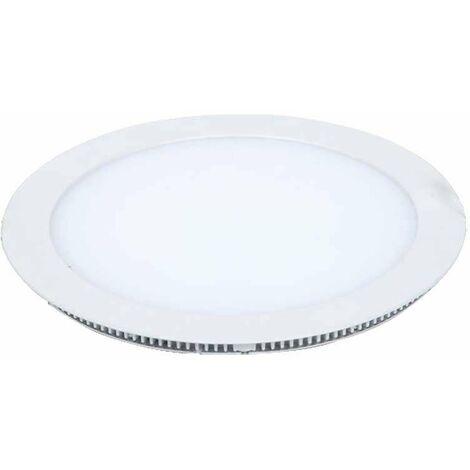 Downlight LED Extraplano circular blanco 22W 120° High Lumen