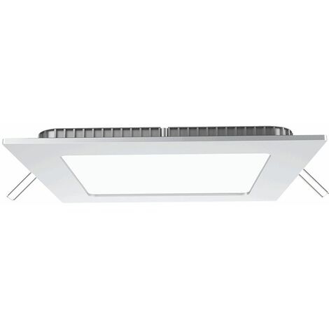 Downlight led extraplano circular blanco 24W 120°