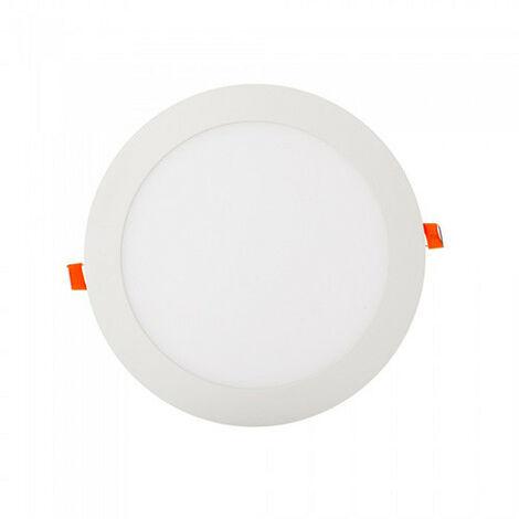 Downlight led extraplano circular blanco Samsung 18W 120°