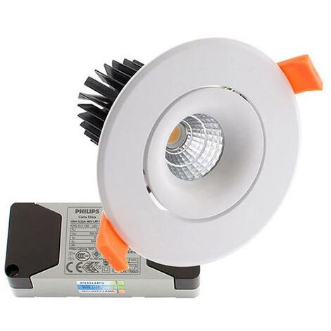 Downlight Led LUXON CREE 9W, Regulable driver PHILIPS