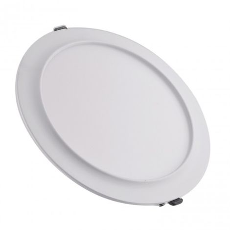 Downlight LED Moldura circular 18W 4000K blanco