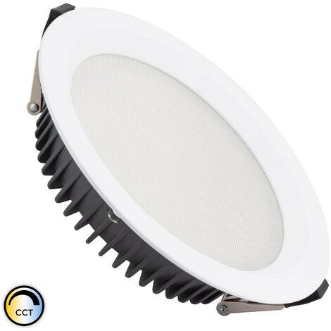 Downlight LED New Aero Slim CCT Seleccionable 30W (UGR19) LIFUD Seleccionable (Cálido-Neutro-Frío)