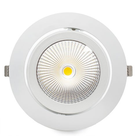 Downlight LED Orientable 30W 100Lm/ W UGR19 50000H