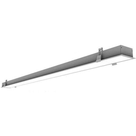 Downlight Led OSIC, 40W, 120cm, regulable, Blanco neutro, regulable - Blanco neutro