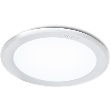 Downlight LED PHILIPS MESON Empotrable Blanco 13W 1300Lm
